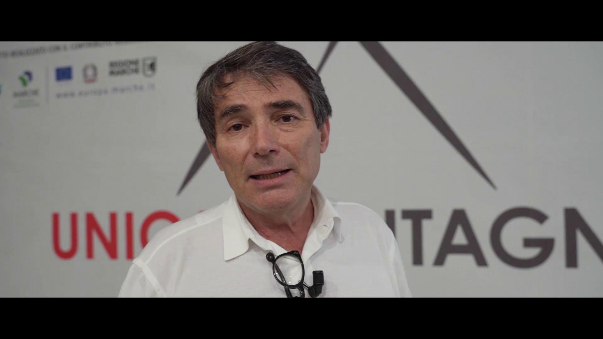 Video: Le impressioni di Duilio Giammaria moderatore della presentazione del progetto al Lanciano forum